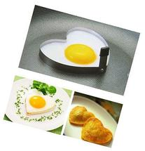 Kitchen Tool Heart Shaper Mould Cook Fried Egg Pancake