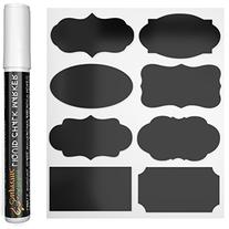 Chalkboard Labels Complete Bundle: 73 Premium Stickers for