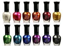 Nail Polish Kleancolor Colors Lot Full 12 Size Lacquer Set