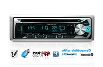 Kenwood KMR-D365BT Bluetooth Marine Radio - Black