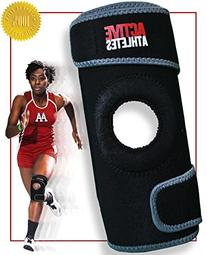 Active Knee Brace Support for Running, ACL Tear or Arthritis
