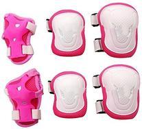 Eforstore Adult Women/men Unisex Knee Elbow Wrist Protective