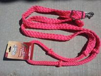 TOUGH 1 KNOTTED ROPING / BARREL REINS ★ ALL COLORS ★