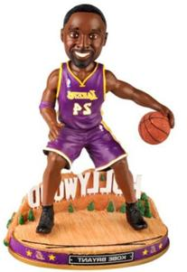 NBA Los Angeles Lakers Bryant K. #24 2014 City Collection