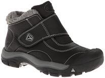 KEEN Kootenay Winter Boot , Black/Neutral Gray, 6 M US Big