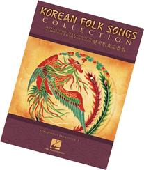 KOREAN FOLK SONGS COLLECTION - 24 TRADITIONAL SONGS FOR