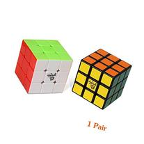 Playwin 3x3 Kungfu Speed Cube New Anti-pop Structur Two