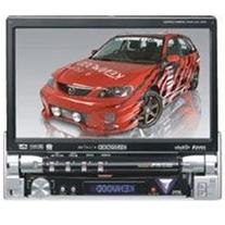 Kenwood Excelon KVT 815DVD 7 Touchscreen LCD Monitor w DVD