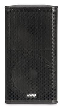 QSC KW152 1000 Watts 15-Inch 2-Way Powered Loudspeaker