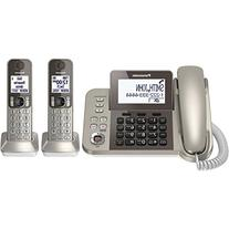PANASONIC Corded / Cordless Phone System with Answering