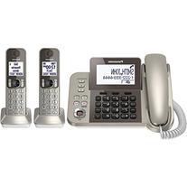 Panasonic KX-TGF352N Corded / Cordless 2 Handset Landline