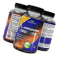 Purest L Arginine Supplement on the Market 60 Capsules -