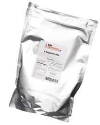 BulkSupplements Pure L-Arginine HCL Powder