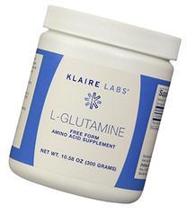 L-Glutamine 10.58 oz  Powder