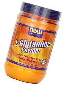 Now Foods L-Glutamine, 1lb