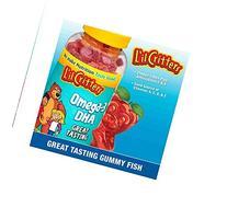 L'il Critters Omega - 3 Smart Gummies for Smart Kids! 180
