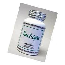 Pure L-Lysine  150 gms by Montiff