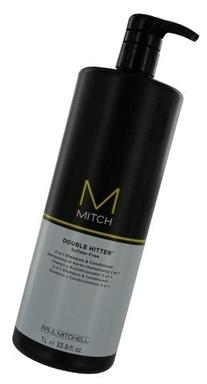 Paul Mitchell L Men Mitch Double Hitter Sulfate Free 2-in1