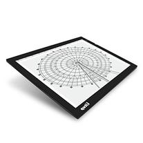 Litup A4 Size Light Box 17.7 Inch Bright Light Pad Tracing