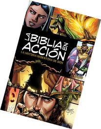 la Biblia en acción, The Action Bible