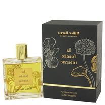 La Fumee Intense Perfume by Miller Harris - 3.4 oz Eau De