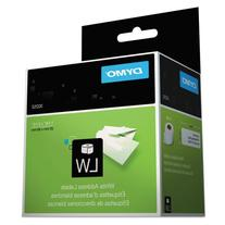 DYMO LabelWriter Self-Adhesive Address Labels, 1 1/8- by 3 1