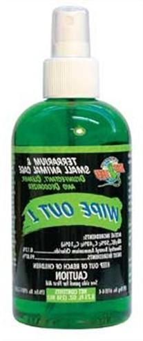 Zoo Med Laboratories SZMWO14 Wipe Out 1 Terrarium Cleaner, 4