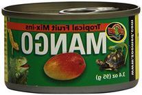 Zoo Med Laboratories SZMZM150 Can O Fruit Mango, 4 Ounce