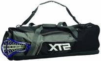 STX Lacrosse Challenger Lacrosse Equipment Bag, Black, 42-