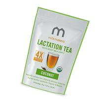Milkmakers Lactation Tea, 1.23 Ounce, Coconut, 14 Tea Bags