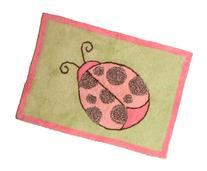 Pam Grace Creations LadyBug Lucy Rug