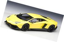 Lamborghini Aventador LP720-4 Yellow Giallo Maggio 50th
