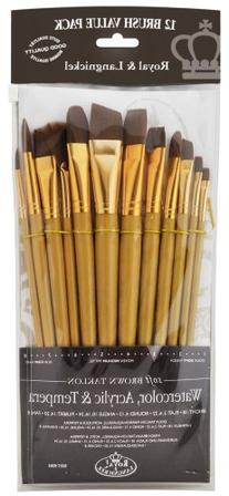 Royal Brush Manufacturing Royal and Langnickel Zip N' Close