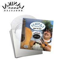 Lanikai Nylgut Ukulele Strings by Aquila - Concert High G