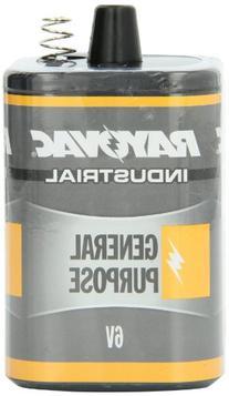 Rayovac 6 Volt Lantern Battery, 6V-GP