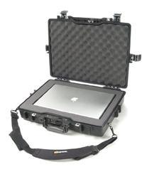 Pelican 1495 Black Computer Case with Foam