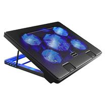 "Kootek Laptop Cooling Pad 12""-17"" Cooler Pad Chill Mat 5"