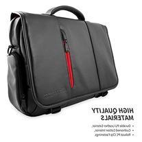 Laptop Bag, Snugg8482; Crossbody Shoulder Messenger Bag in