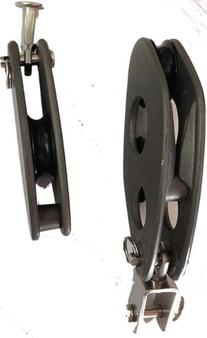 Nautos-LASER PARTS-# 91106-COMPLETE VANG WITHOUT CABLE -