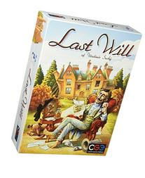 Last Will Game