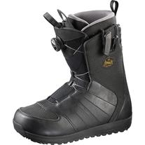 Salomon Snowboards Launch Boa Snowboard Boot - Men's Black,