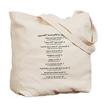 CafePress - Laws of P.T. Tote Bag - Natural Canvas Tote Bag