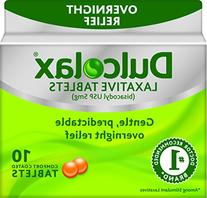 Dulcolax Laxative Tablets, 10 Count