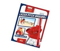 Lazer Pitch Baseball - Kids Sports by Diggin