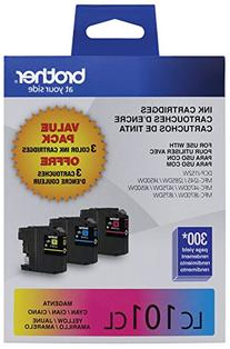 Brother Printer Innobella LC1013PKS LC101 3pack Standard