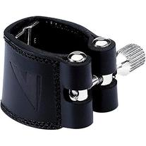 Vandoren LC26P Leather Ligature and Plastic Cap for Soprano