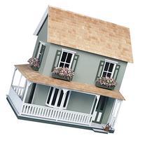 leaf Laurel Dollhouse Kit - 1 Inch Scale