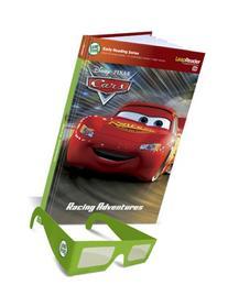 LeapFrog LeapReader Disney/Pixar Cars 3D Book