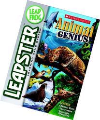 LeapFrog Leapster Learning Game Scholastic Animal Genius