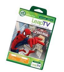Leapfrog Leaptv Game - Ultimate Spiderman Sinister 6 Showdow
